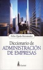 DICCIONARIO DE ADMINISTRACION DE EMPRESAS