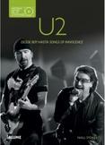 Tapa del libro U2. HISTORIAS DETRÁS DE LAS CANCIONES