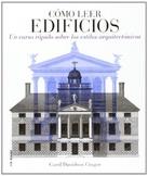Tapa del libro CÓMO LEER EDIFICIOS