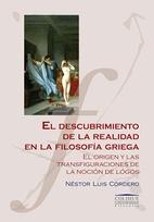 El descubrimiento de la realidad en la filosofía griega