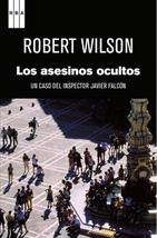 Tapa del libro ASESINOS OCULTOS