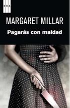 Tapa del libro PAGARÁS CON MALDAD