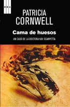 Tapa del libro CAMA DE HUESOS