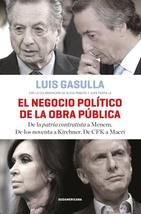 Tapa del libro NEGOCIO POLITICO DE LA OBRA PUBLICA, EL