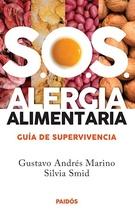 Tapa del libro S.O.S. ALERGIA ALIMENTARIA