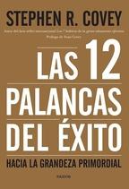 Tapa del libro LAS 12 PALANCAS DEL ÉXITO