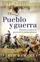Tapa del libro PUEBLO Y GUERRA