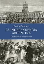 Tapa del libro LA INDEPENDENCIA ARGENTINA