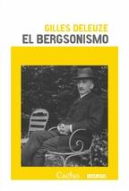 Tapa del libro EL BERGSONISCO