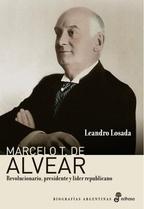 Tapa del libro MARCELO T. DE ALVEAR