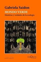 Tapa del libro MONDO VERDE
