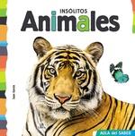 Tapa del libro INSOLITOS ANIMALES
