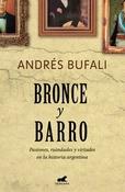 Tapa del libro BRONCE Y BARRO