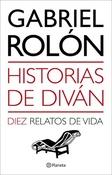 Tapa del libro HISTORIAS DE DIVAN (EDICION ESPECIAL 10 AÑOS)