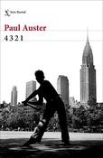 Tapa del libro 4321