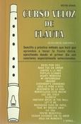 Tapa del libro CURSO VELOZ DE FLAUTA