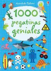 1000 pegatinas geniales