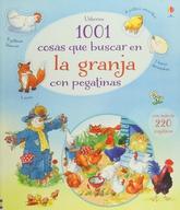 1001 cosas que buscar en la granja con pegatinas