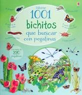 1001 bichitos que buscar con pegatinas