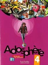 Adosphère 4 Méthode de français +CD