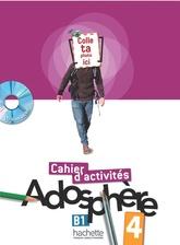 Adosphère 4 Cahier d'activités (CdRom)