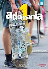 Adomania 1 Livre d'eleve + DVD