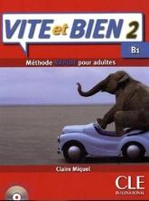 Vite et Bien 2 : méthode B1 (1 Cd audio)