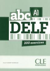ABC DELF A1 Livre et CD audio