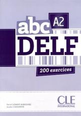 ABC DELF A2 Livre et CD audio