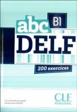 ABC DELF B1 Livre et CD audio