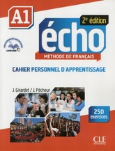 Echo A1 (Nouvelle Version): Cahier + Dvd-rom + Livre-web