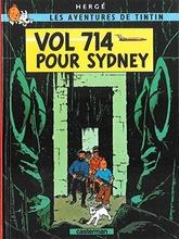 Tintin 22 petit format - Vol 714 pour Sydney