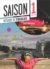 Saison 1 : Livre De L'eleve + CD + DVD