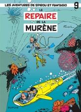 Spirou et Fantasio, T09 : Le Repaire de la murène