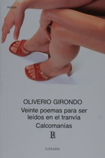 530-GIRONDO:20 POEMAS P/SER LEIDOS EN TRANVI