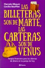 Las billeteras son de Marte y las carteras son de Venus