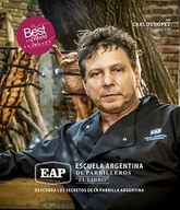 """Argentine barbeque school """"the book"""""""