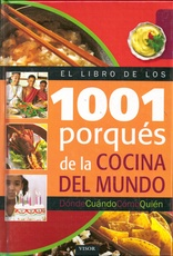 1001 porqués de la cocina del mundo