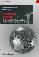 RELACIONES PUBLICAS (Spanish Edition)