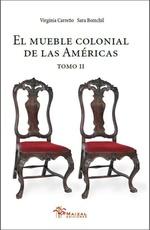 El mueble colonial americano