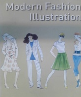 Modern Fashion Illustration (Usado)