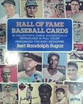 Hall of fame baseball cards (Usado)