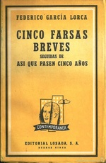 Cinco farsas breves (Usado)