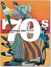 70s All-American ads (Usado)