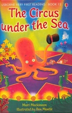 CIRCUS UNDER THE SEA - Usborne very firts reading