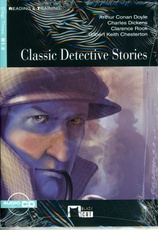 CLASSIC DETECTIVE STORIES+CD