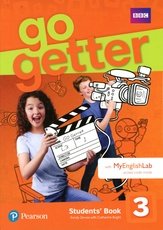 GOGETTER 3 STUDENTS' BOOK WITH ACCESS CODE FOR MYENGLISHLAB