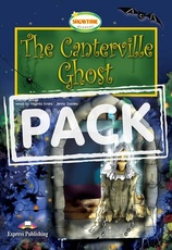 CANTERVILLE GHOST,THE BOOK AND CD - Showtime Readers 3 **N/E