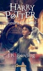 HARRY POTTER 1 LA PIEDRA FILOSOFAL TB