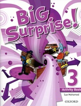 BIG ** SURPRISE 3 ACTIVITY BOOK